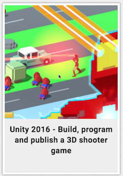 course uity source code 3d shooter