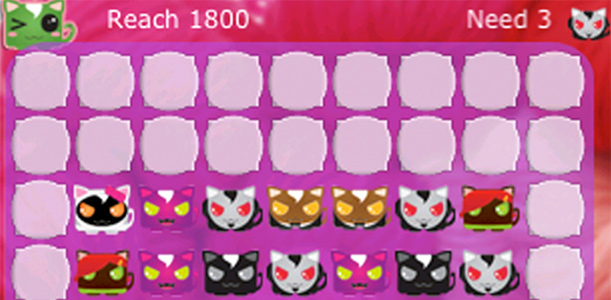Another app reskin of a candy crush saga clone