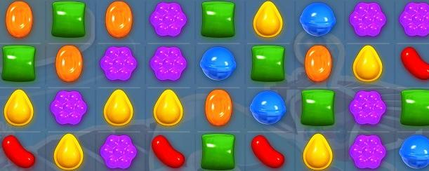 candy crush saga with no app reskinning