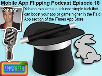 appsfresh podcast reskinning paid apps versus freemium apps tricks