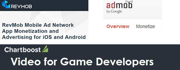 Android iOS source code with advertising networks