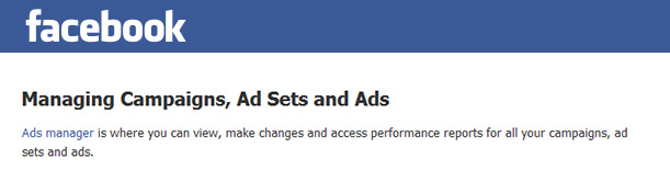 Facebook advertising network campaigns   AppsFresh