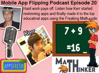Kerr App Reskinning Freaking Math Code App