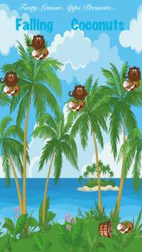 Falling Coconuts Game iTunes App Store