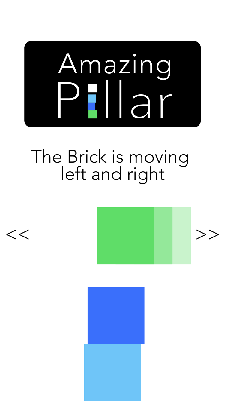Amazing Pillar from Make them stack source code reskin