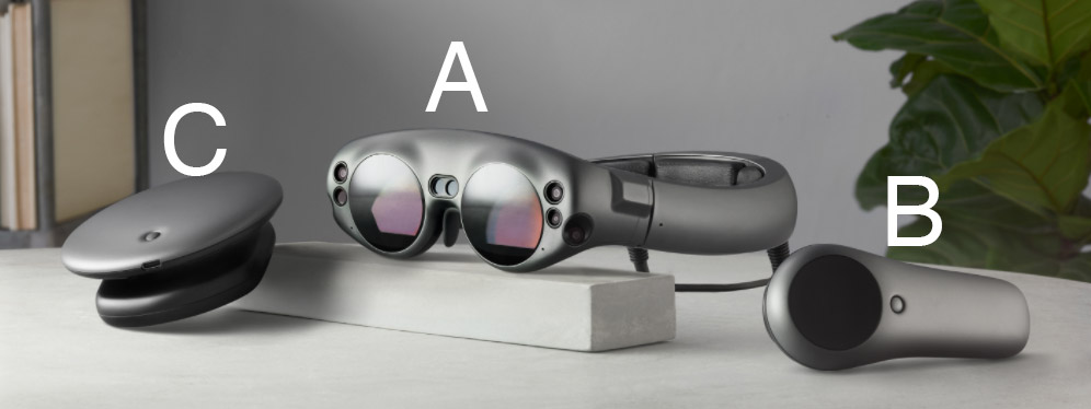 get-magic-leap-one-device-components